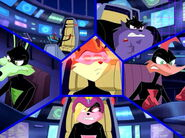 Loonatics daffy missing