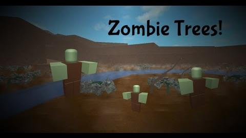 ROBLOX- Lumber Tycoon 2 - How to get Zombie Trees!