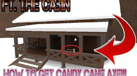 How to get the candy cane axe lumber tycoon 2 Phantom Frostie