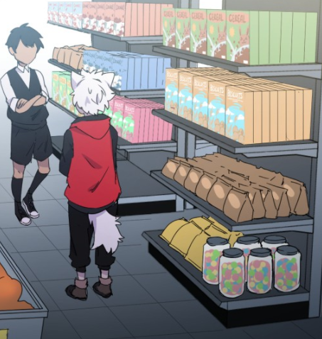 File:Lumine and Kody in the Market.png