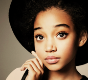 Amandla Stenberg for Winter