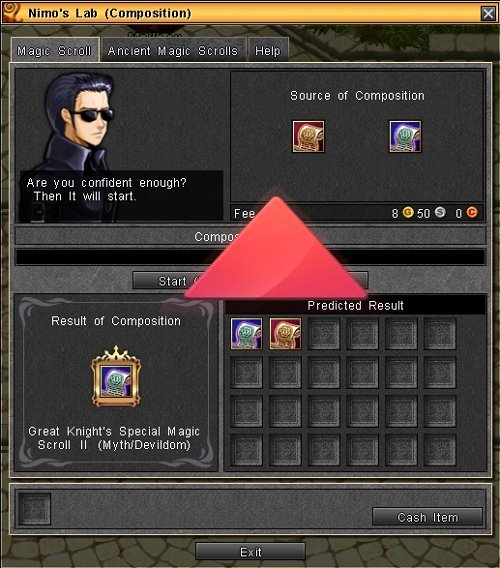 How to use Scrolls 3