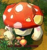 Giant Mushroom (Boss)