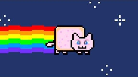 Nyan Cat - All 151 Original Pokemon