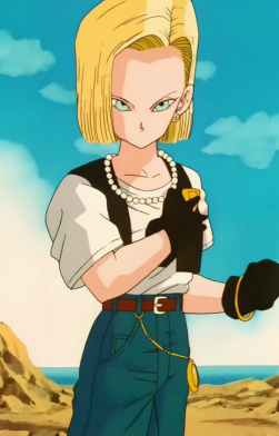 File:251px-Android18SemiPerfectCellSaga.png