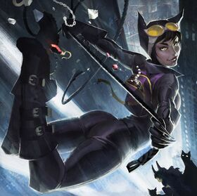 Modern Catwoman