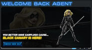Black Canary (NEWS)