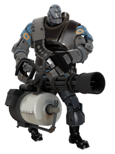 Robo-Heavy
