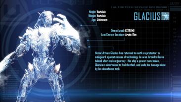 KI 2013 Glacius
