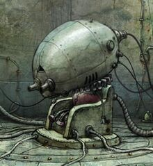 Mayor of machinarium