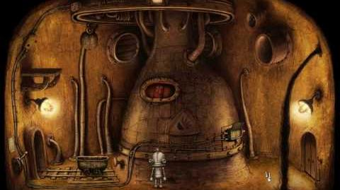 Machinarium Walkthrough Level 4