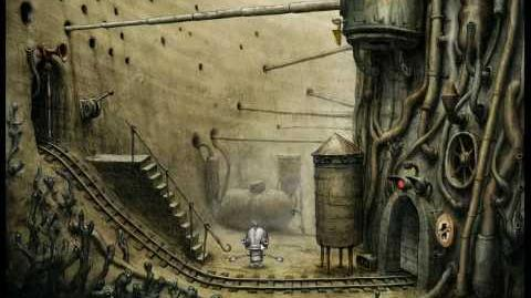 Machinarium Walkthrough Level 3