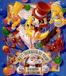 Macy's Parade 1992 Poster