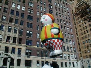 9.Cloe the Holiday Clown