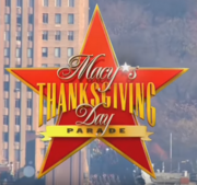 Macy's Thanksgiving Day Parade TV Logo