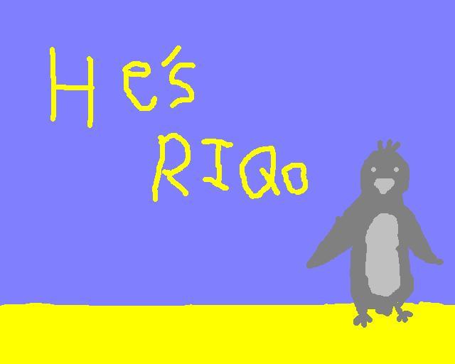 HE'S RIQO