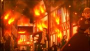 Artishem burnt