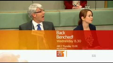 Shaun Micallef's Mad As Hell - Back Benched! -Fake Program Promo