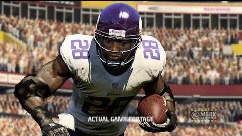 Madden NFL 25 Official E3 2013 Gameplay Trailer Xbox One & PS4