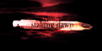 Twilight: Staking Dawn