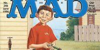 MAD Magazine Issue 346