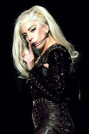 Lady Gaga BTW Ball Antwerp 02