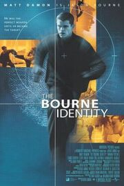 Bourne Identity movie poster