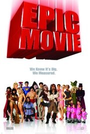 Epic movie 2007 poster
