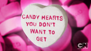 Candy Hearts You Don't Want to Get