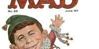 MAD Magazine Issue 33