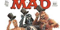 MAD Magazine Issue 203