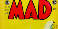 MAD Magazine Issue 18