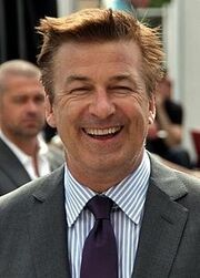 Baldwin at Cannes