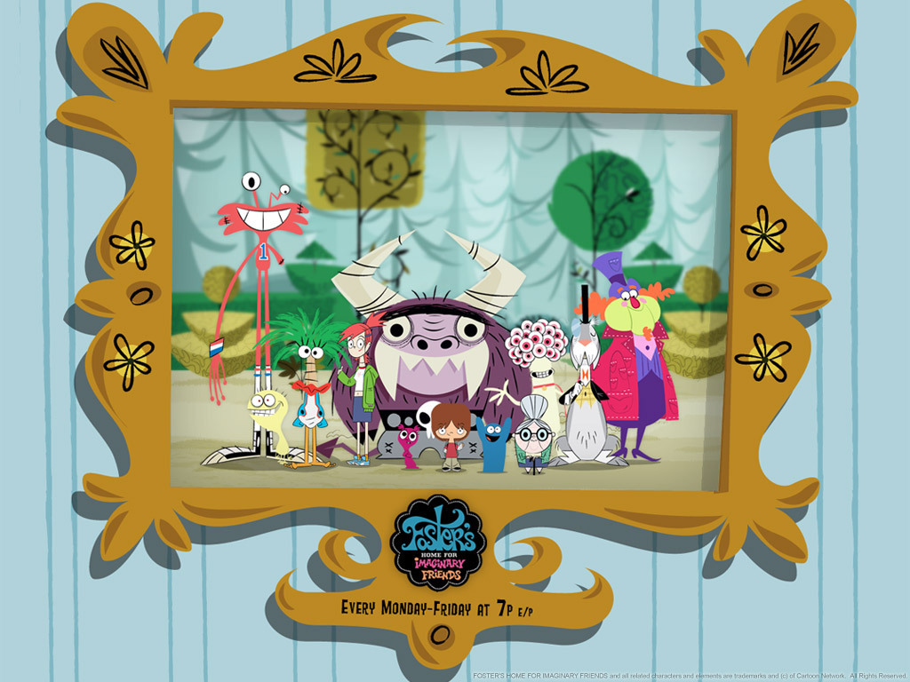 Foster's Home for Imaginary Friends | Imagination ...