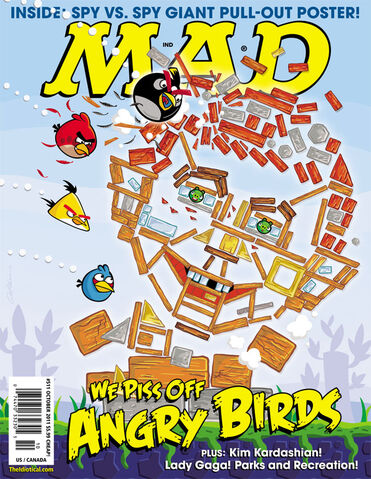 File:MAD Magazine Issue 511.jpg