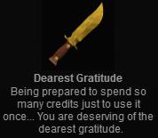 Dearest Gratitude