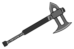 Battleaxe MC6