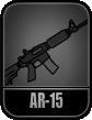 AR-15 icon