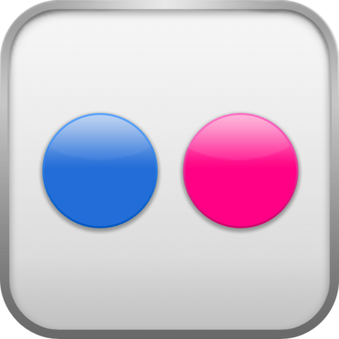 File:Flickr icon.png
