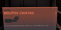 Molotov Cocktail (Mafia III)