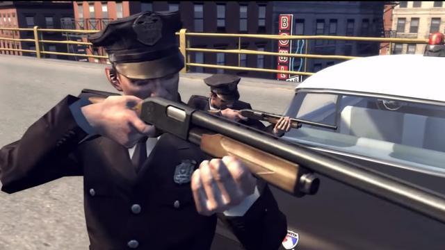 File:Police Roadblock (Mafia II).png