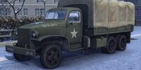 GAI 353 Military Truck