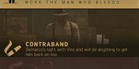 Work the Man Who Bleeds