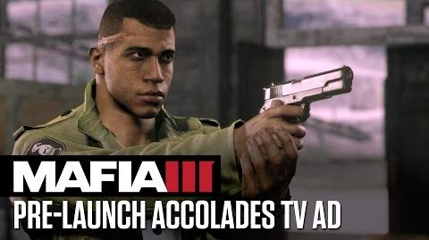 Mafia 3 Pre-Launch Accolades TV Ad