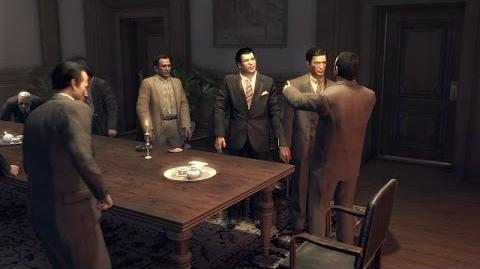 Mafia II TV Ad (Kick in the Head Trailer)