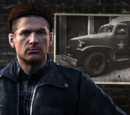 GAI 353 Military Truck Theft