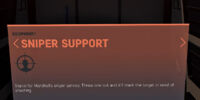Sniper Support