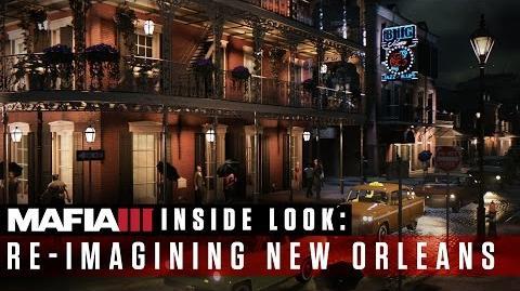 Mafia III Inside Look – Re-imagining New Orleans 1968