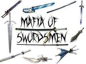 Mafia of swordsmen