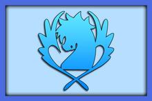 300px-Blue Pegasus Banner